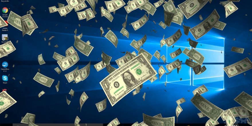 United States $1 Dollar Bill
