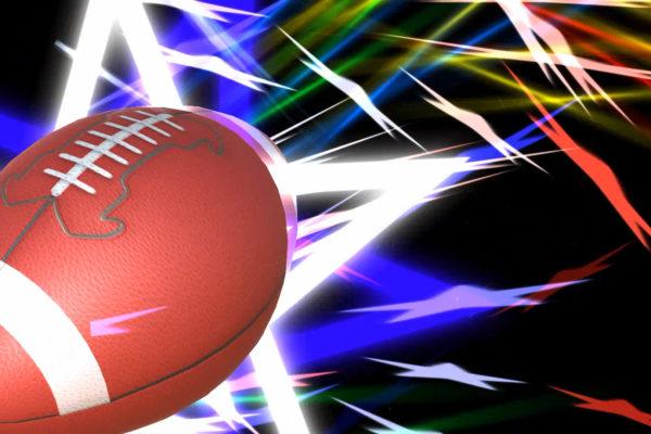 3D football star