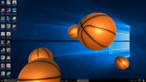 Desktop Basketballs