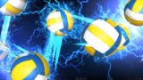 Lightning Volleyball