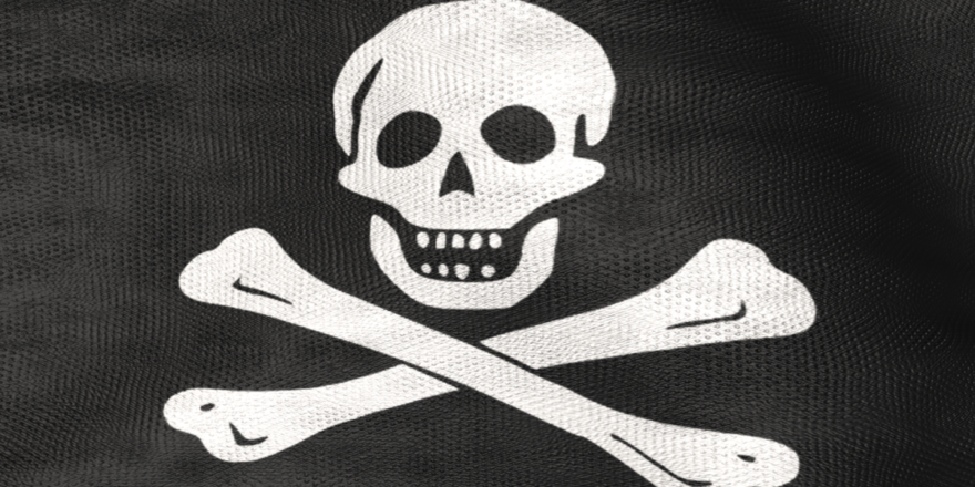 Pirate Flags (Jolly Roger)
